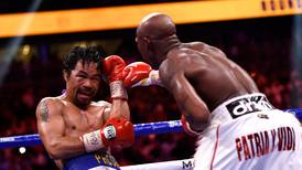 Manny Pacquiao beaten by Yordenis Ugas in what could be his final fight - in pictures