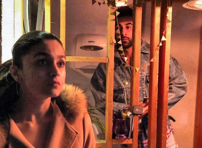 Alia Bhatt and Ranbir Kapoor in Brahmastra (2021). IMDb