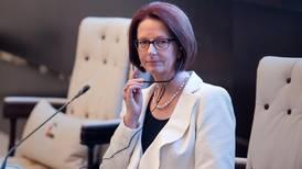 Coronavirus: Julia Gillard leads $250 million campaign to diminish impact of global schools closures