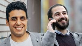 Iranian exile carries torch for refugees in German election