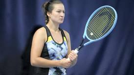 Coughing fit due to bushfire smoke sees Dalila Jakupovic quit Australian Open qualifying