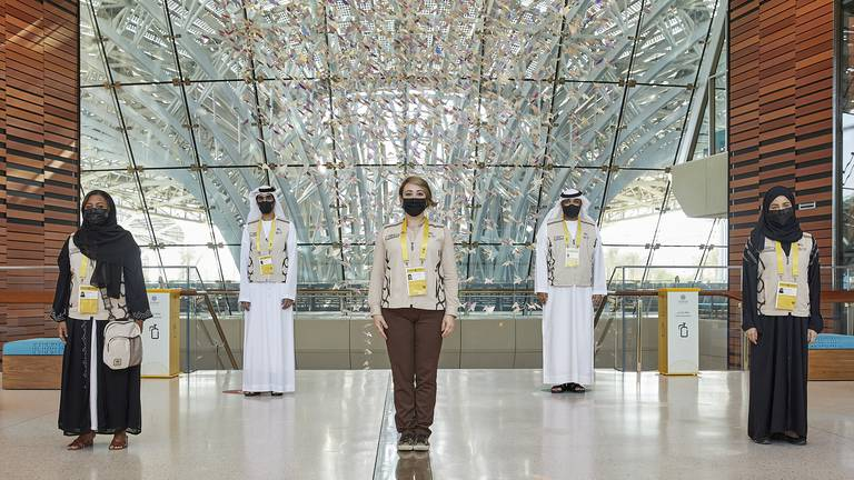 An image that illustrates this article How 30,0000 volunteers were selected as faces of Expo 2020 Dubai