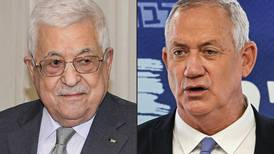Palestinian leader Mahmoud Abbas holds first meeting with top Israeli official in decade