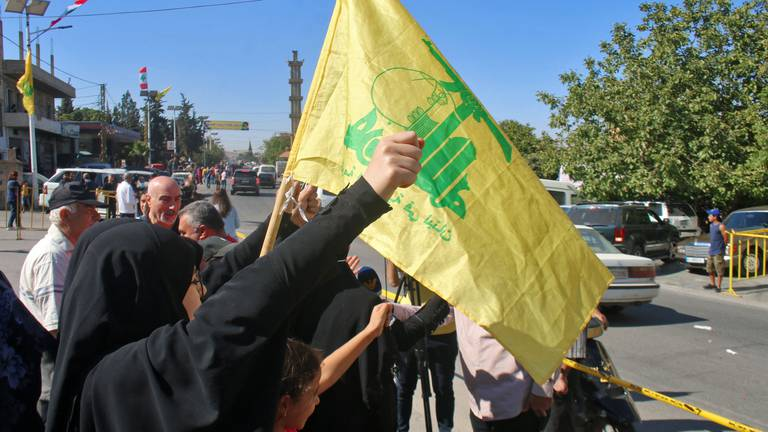 An image that illustrates this article US issues fresh sanctions on individuals linked to Hezbollah