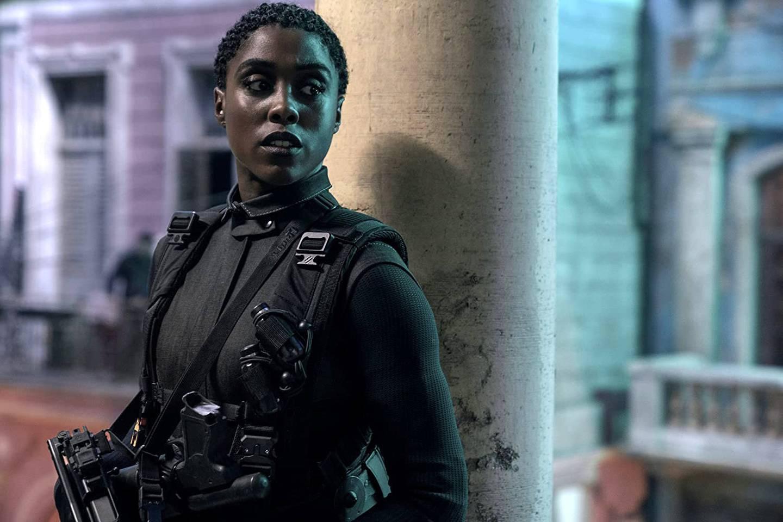 Lashana Lynch in No Time to Die (2020) IMDb