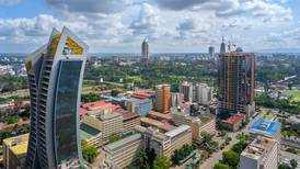 UK to invest £132m in Kenya for new finance centre and climate drive