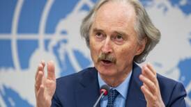 Syria government and opposition to begin drafting charter, says UN