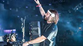 Swedish DJ Alesso on how to be successful: 'Sleep, healthy food and a good run on a treadmill'